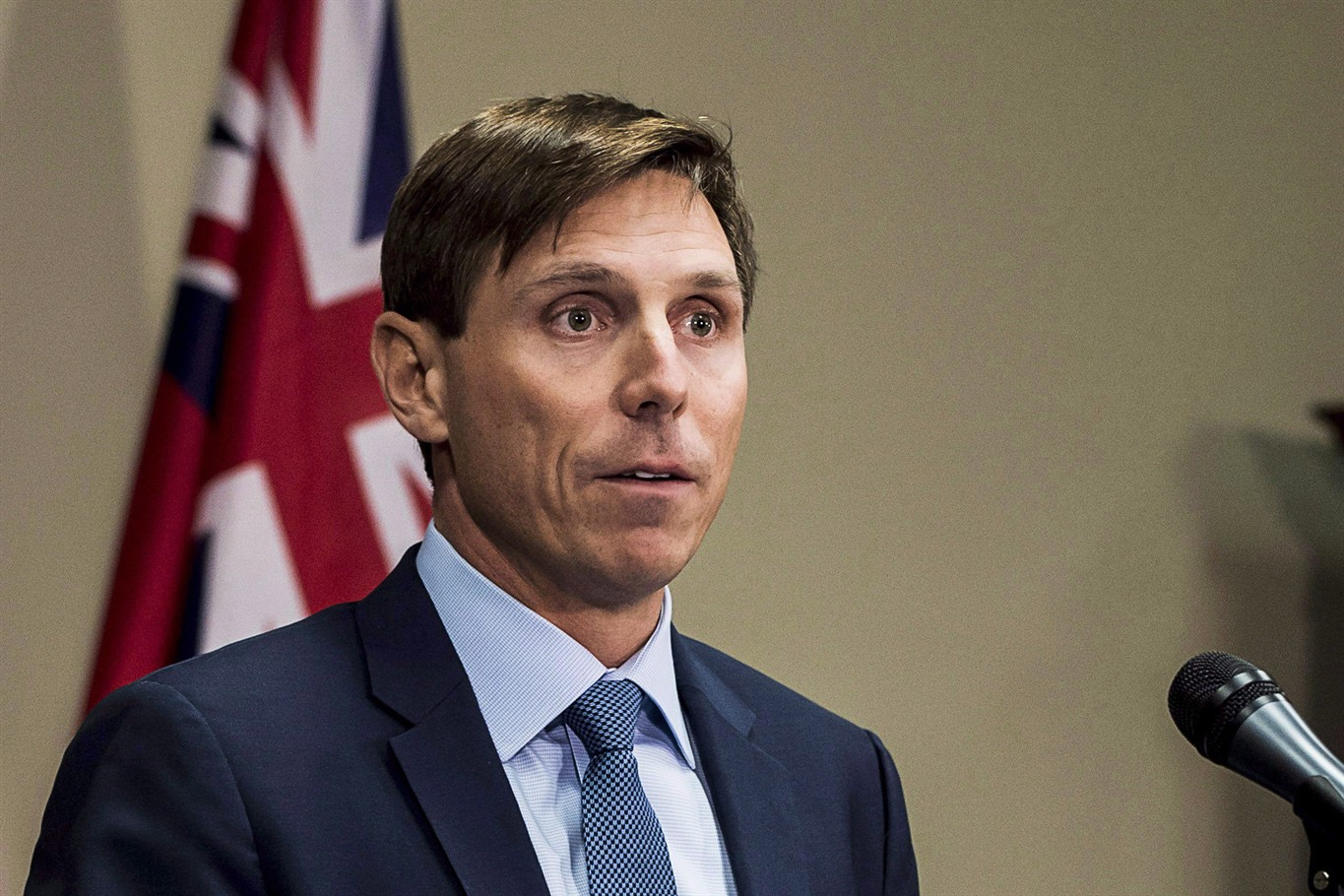 'The truth will come out,' Patrick Brown says