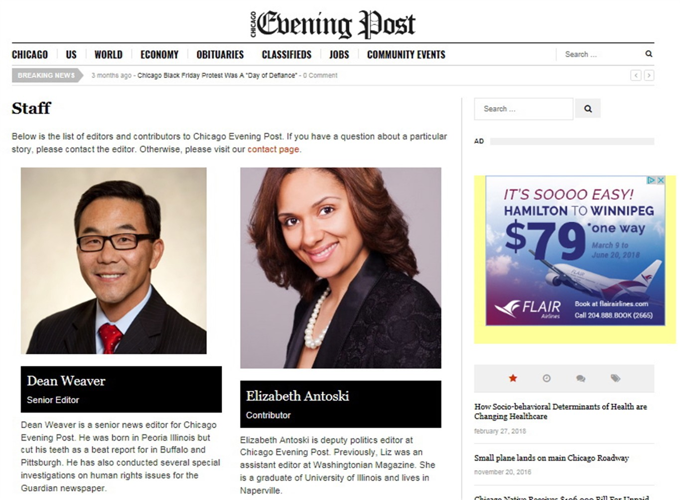 It's funny:' Calgary councillors become journalists on