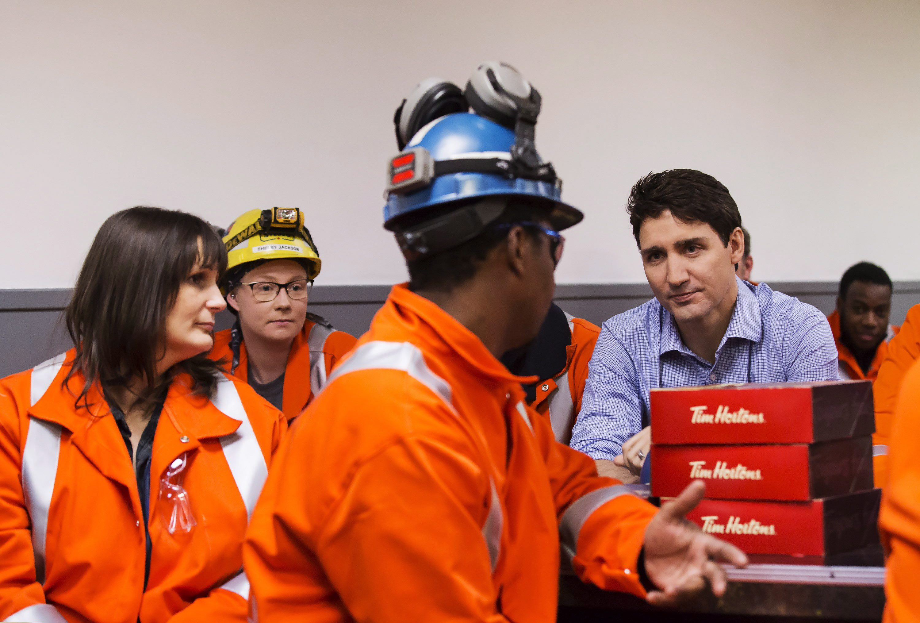Justin Trudeau visiting Hamilton to show support for steel workers