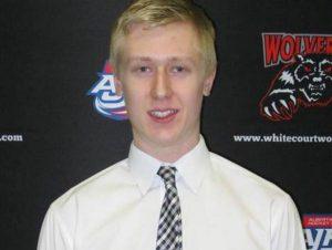 Stephen Wack, 21.