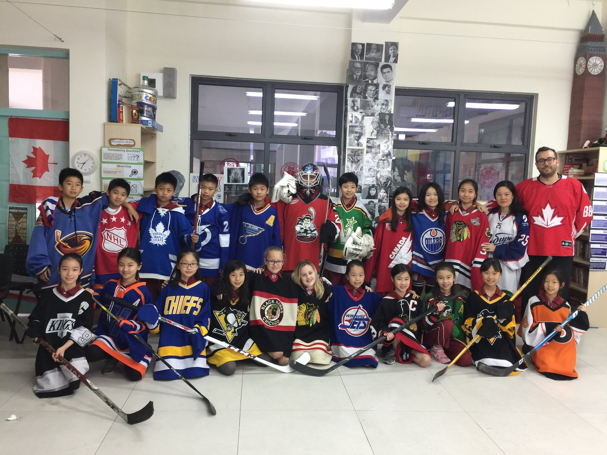 Hockey moms urge Canadians to join Jersey Day   We are all one team  a55e79babc8