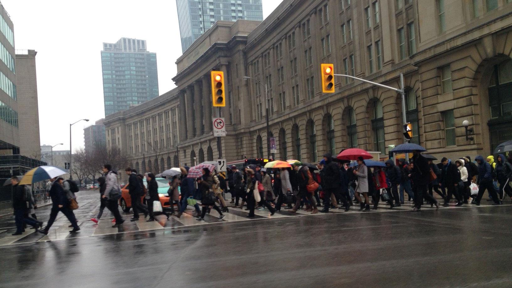 Weather Toronto: Gloomy Weather May Trump Weekend Fun In Toronto