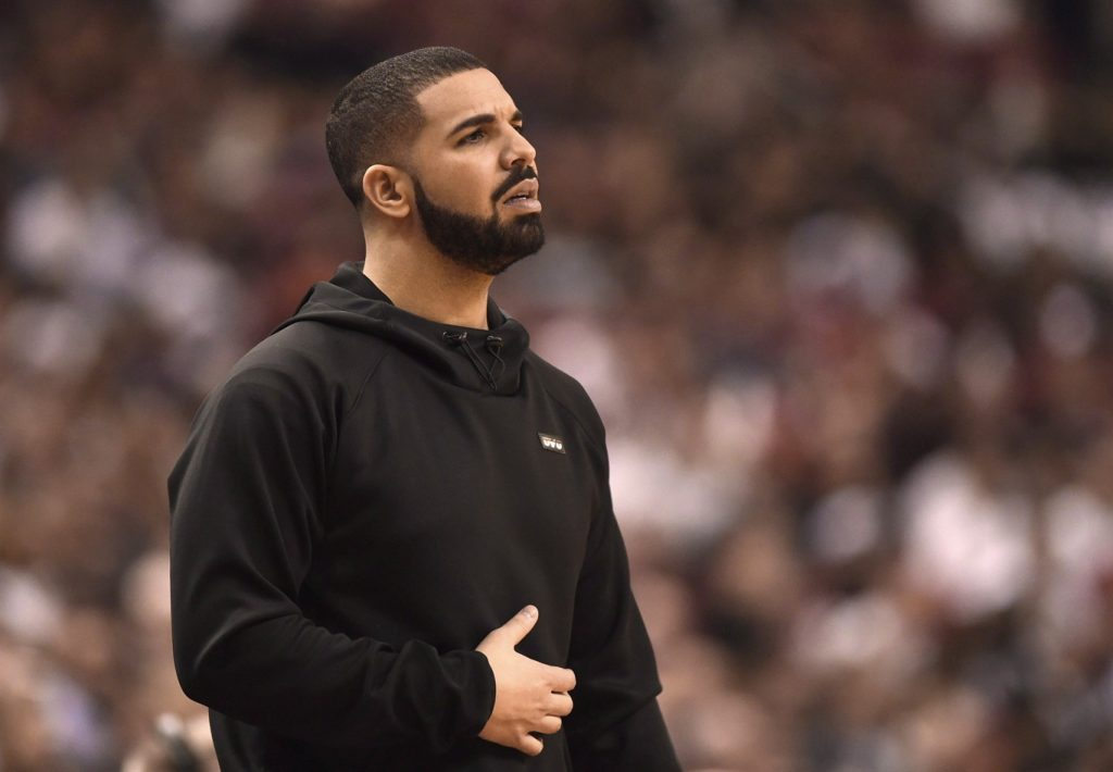 Drake makes Instagram post suggesting he wants to be Raptors owner