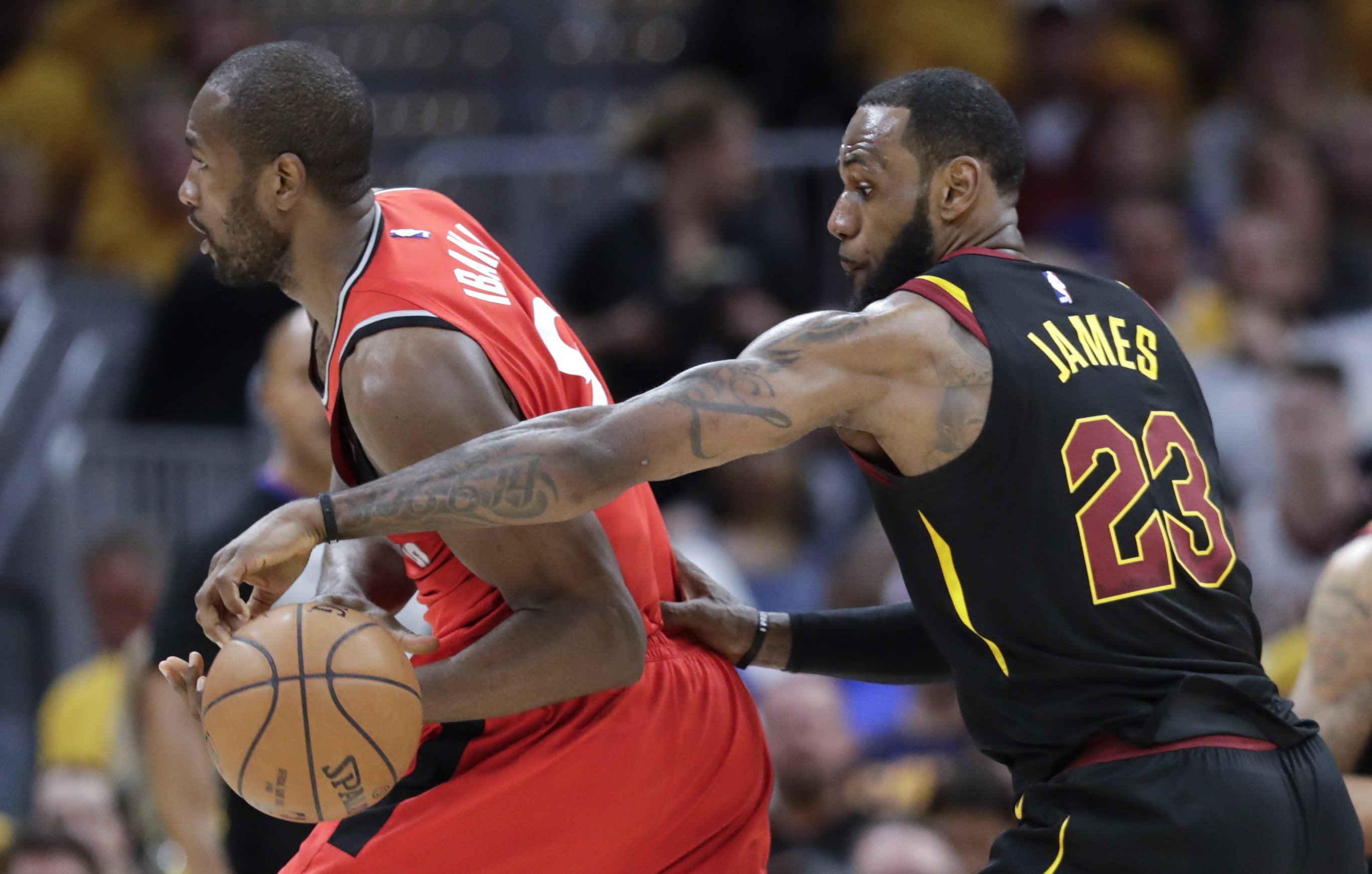 4395e00ca4f Toronto Raptors' season of promise ends in ugly blowout in Cleveland