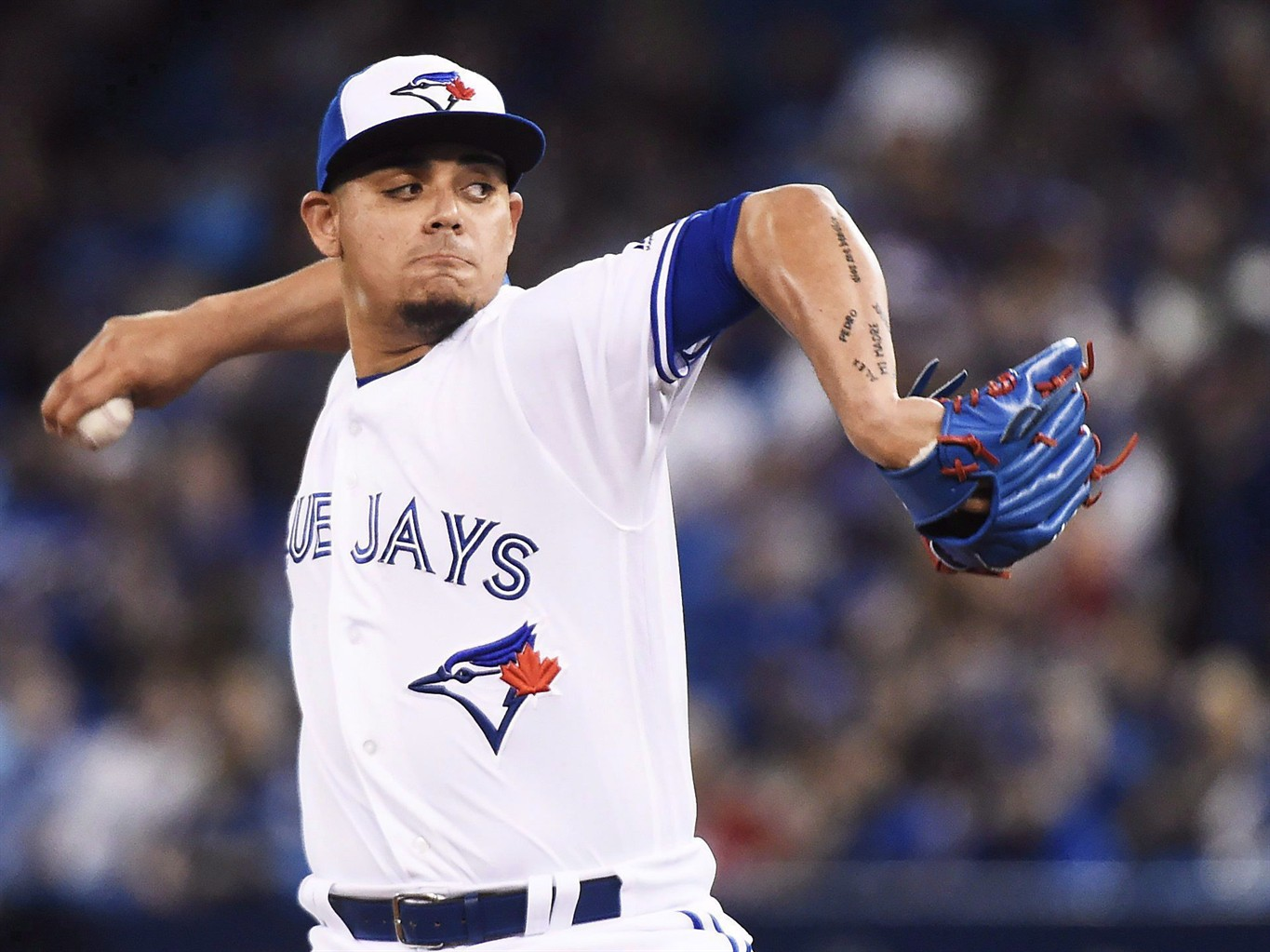 4c507b8a6f1 Jays closer Osuna charged with assault