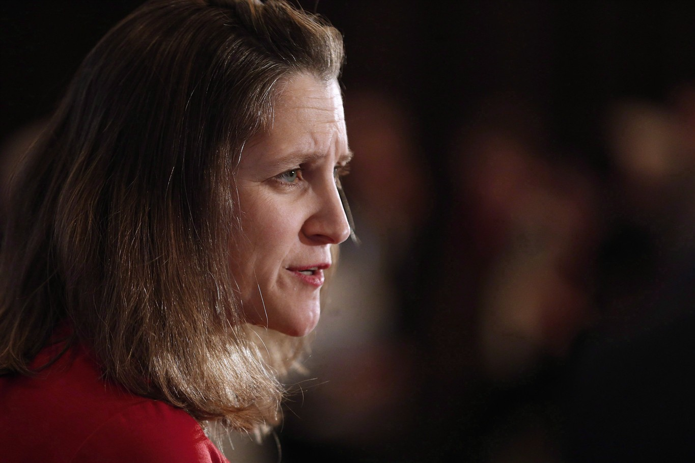 Canada could expand trade retaliation, ready if Trump escalates: Freeland