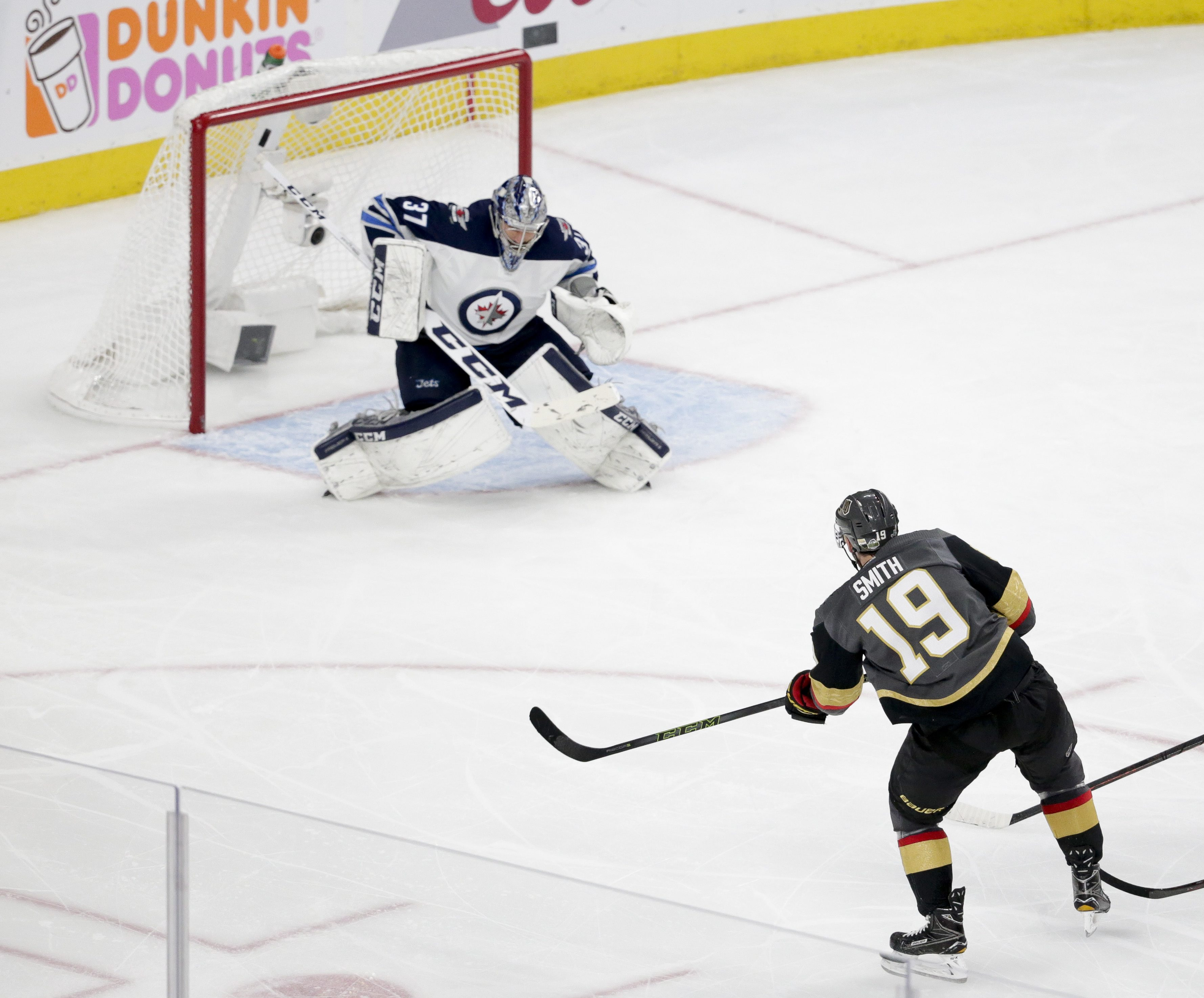 Golden Knights Tighten Grip On Nhl S Western Conference Final