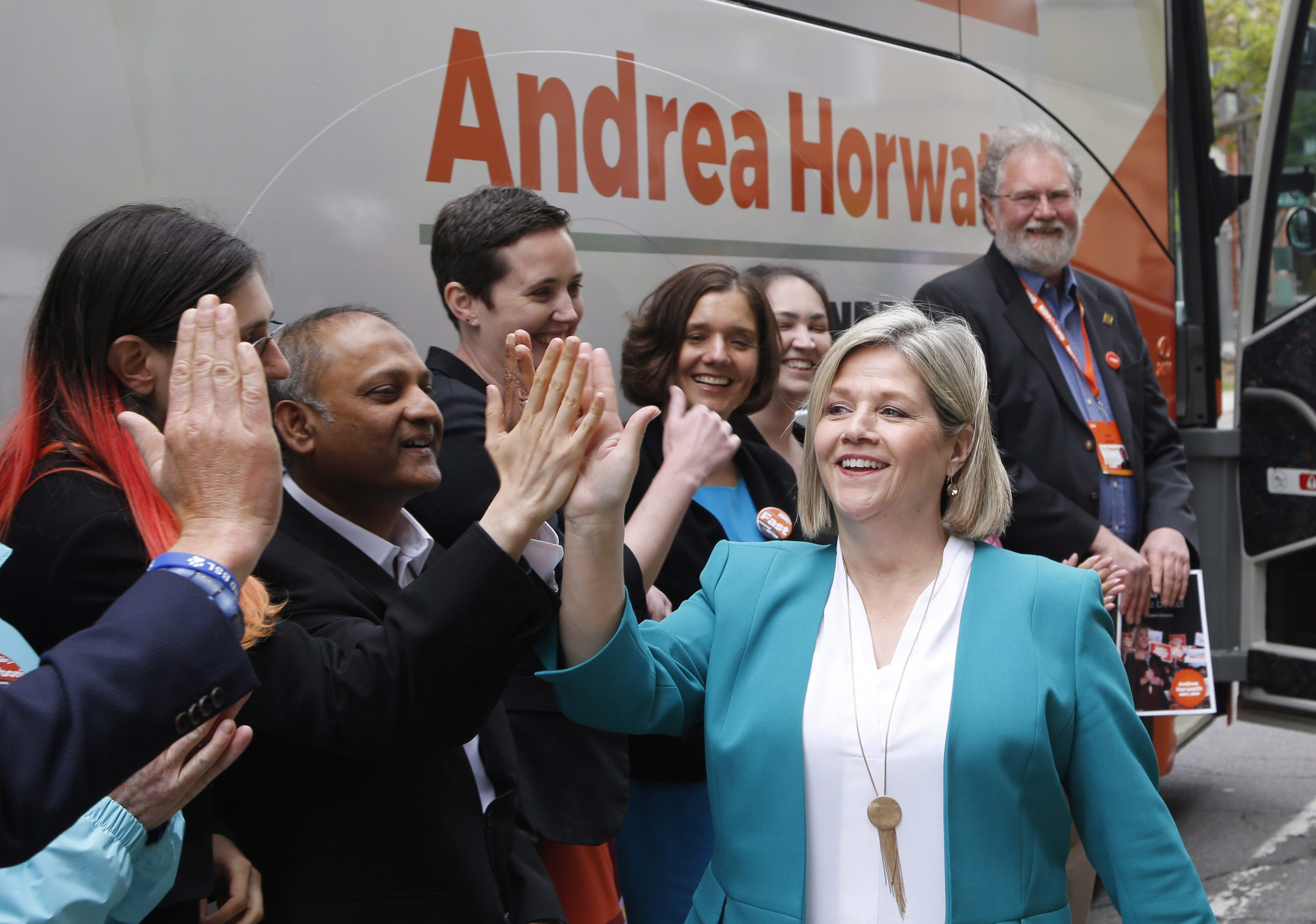 NDP Heading Towards Majority in Ontario Election: Poll