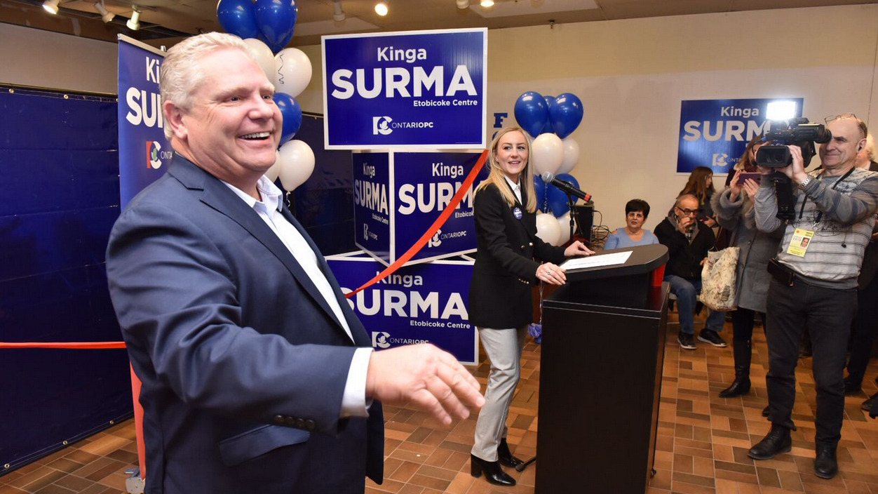 Liberals release tape that they say would implicate PC Leader Doug Ford