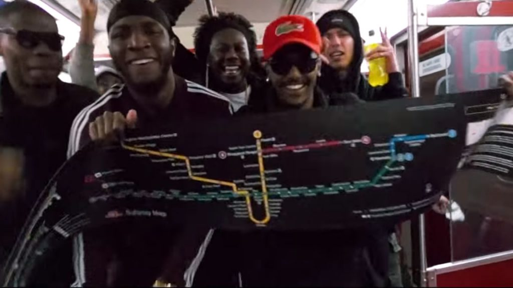 Toronto police investigating music video that takes aim at TTC