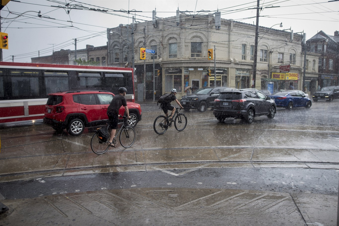 Severe thunderstorm warning issued for parts of GTA