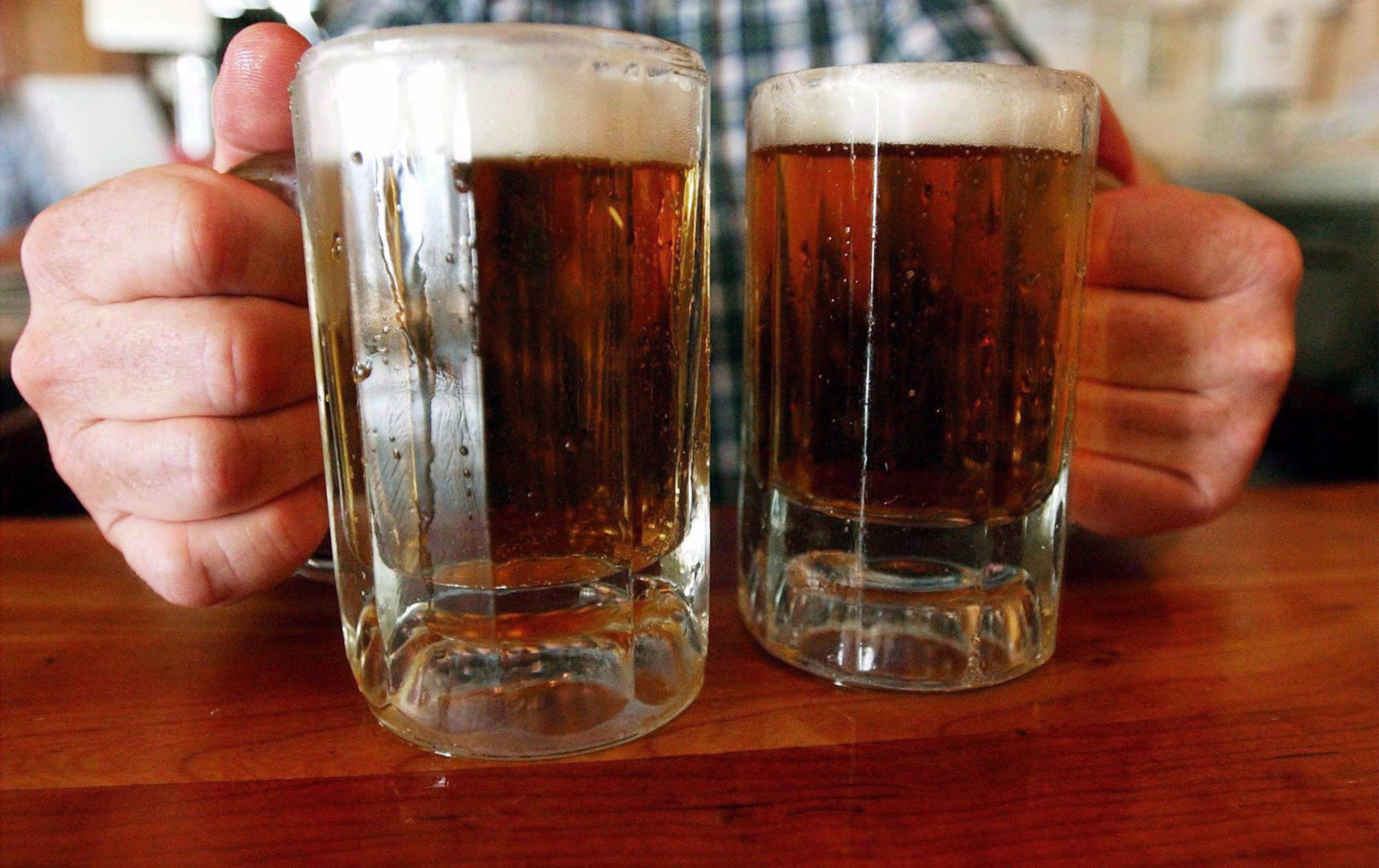Ford officially unveils Ontario government's buck-a-beer plan