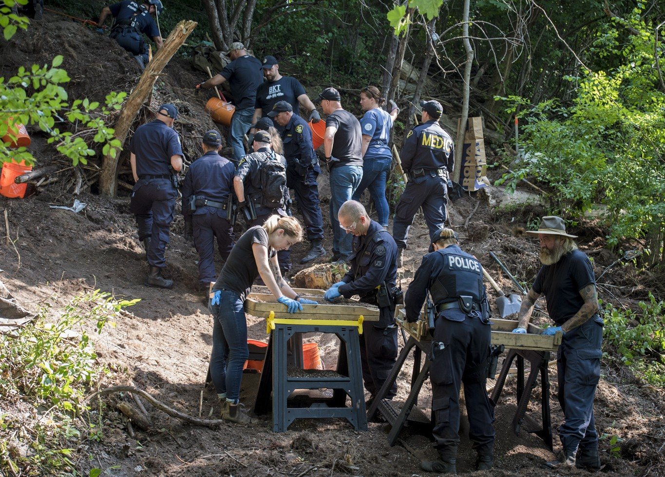 More human remains found near Toronto home linked to Bruce McArthur