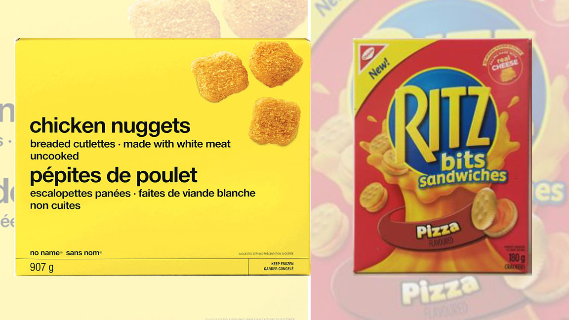 Ritz Cracker products recalled over Salmonella fears