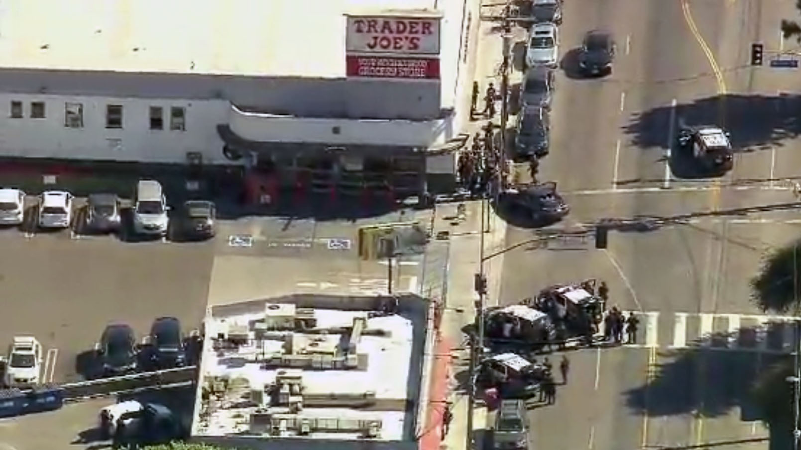 Woman Killed In LA Trader Joe's Standoff Was Store Manager