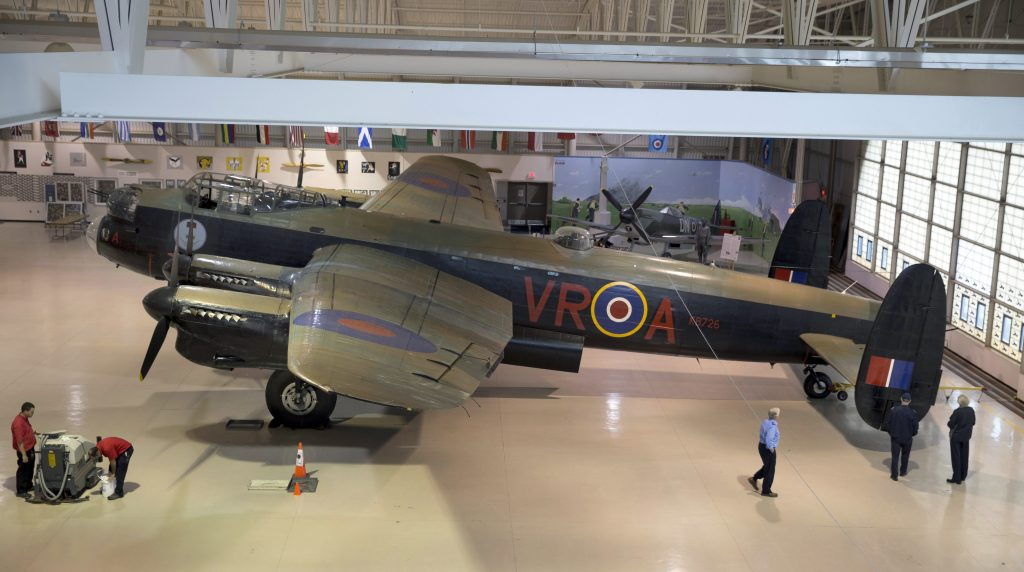 Toronto preparing to part ways with a piece of aviation history