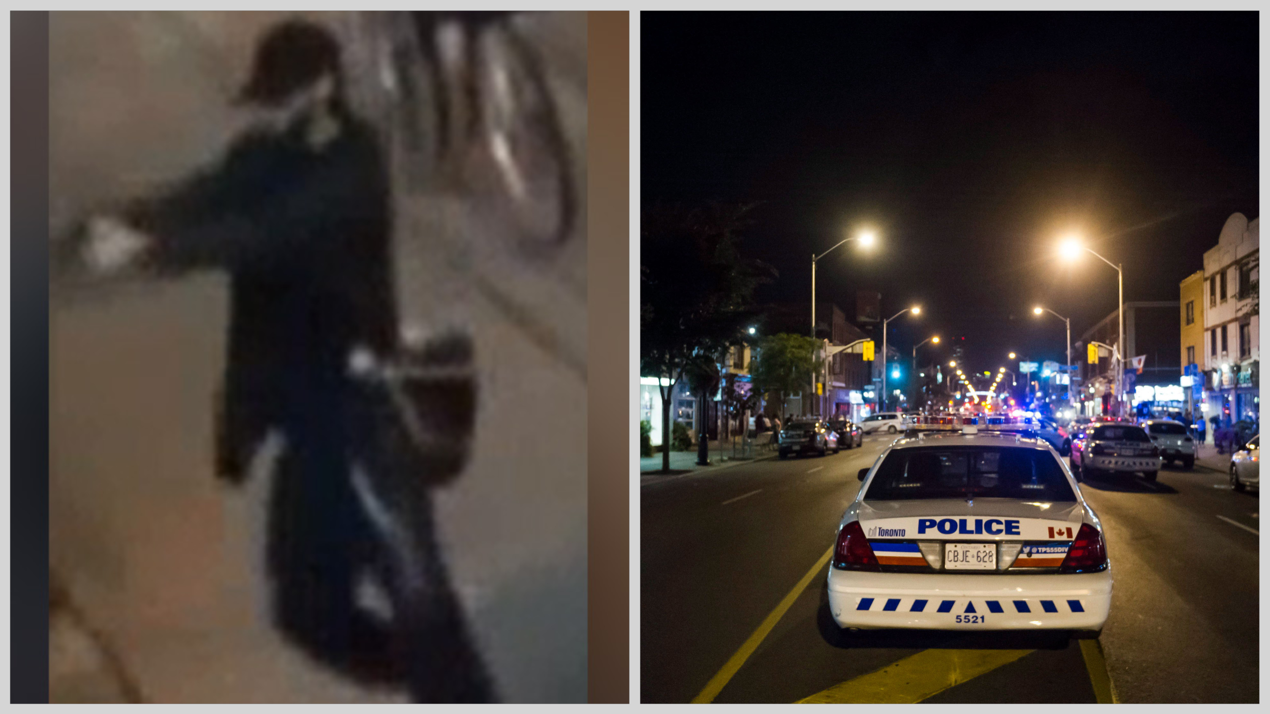 Danforth shooter was previously known to police for 'online