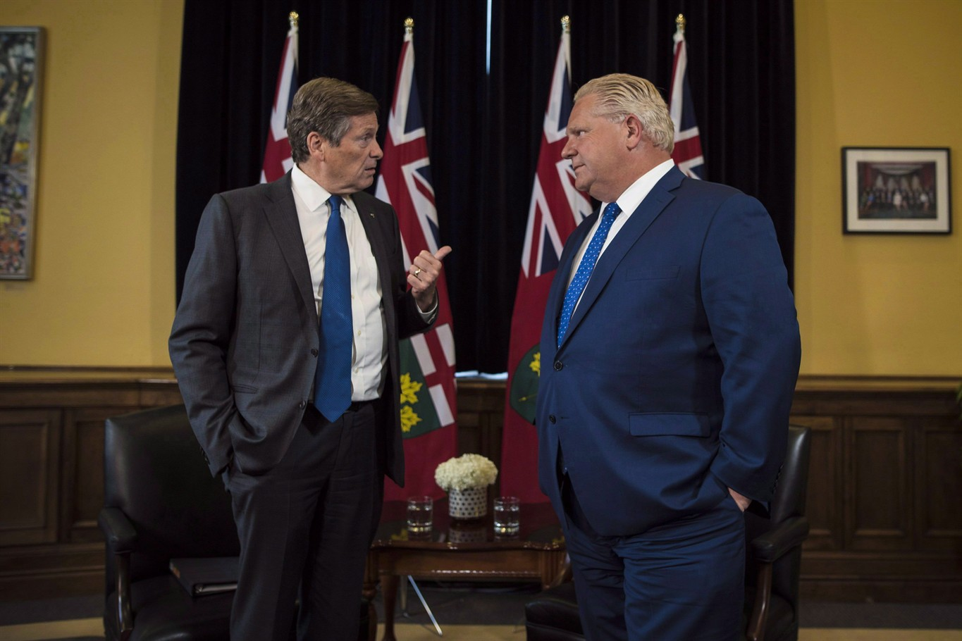 Premiers squabbled with each other more than with PM