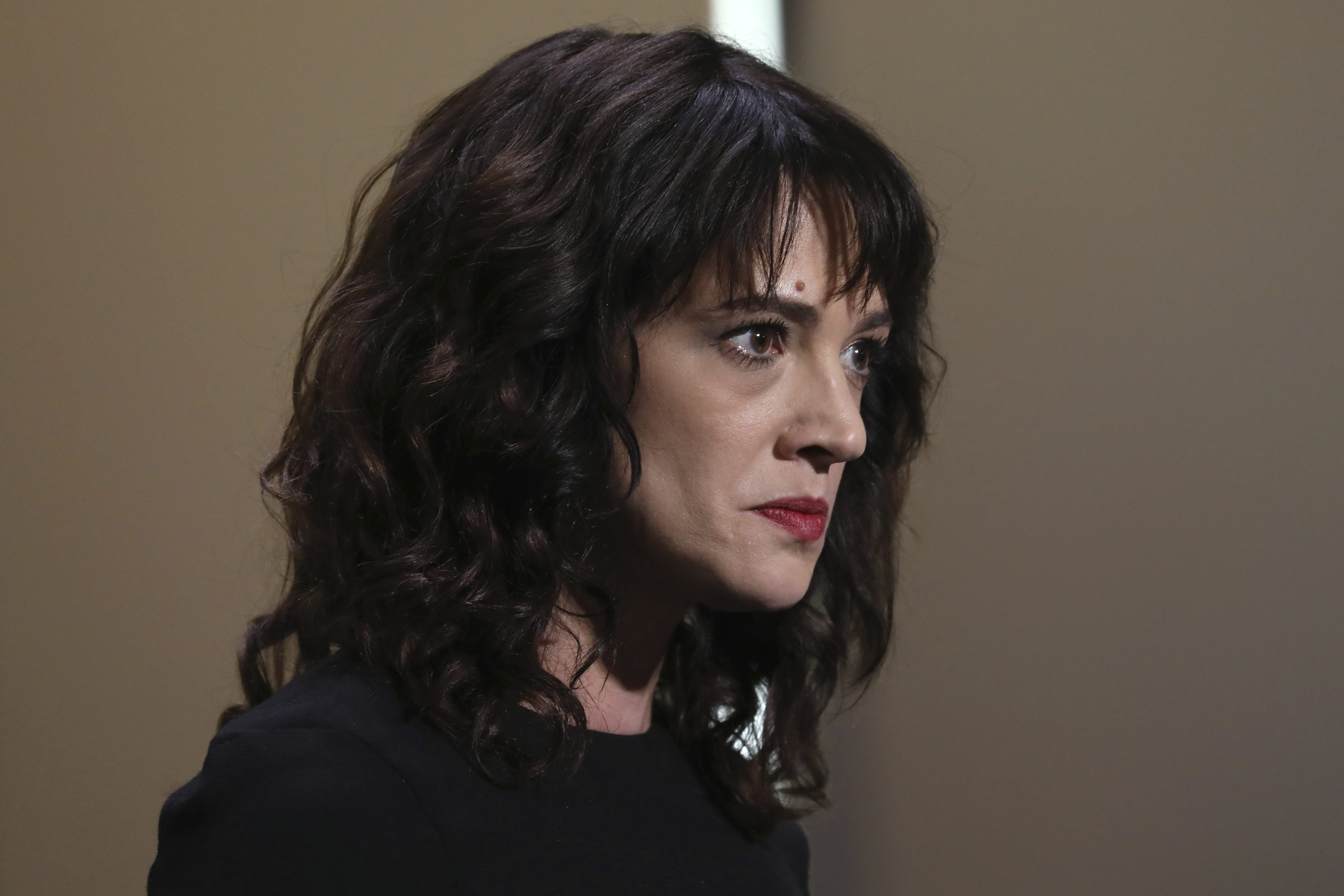 Asia Argento reportedly paid off a sexual assault accuser