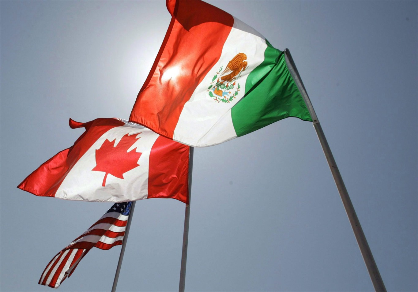 Mexico and United States near resolution on issues holding up talks — NAFTA