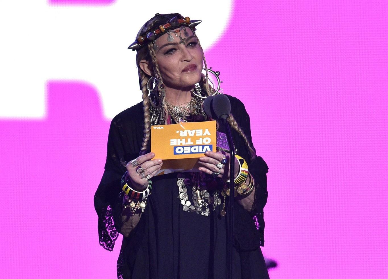 Madonna defends herself after Aretha Franklin tribute backlash