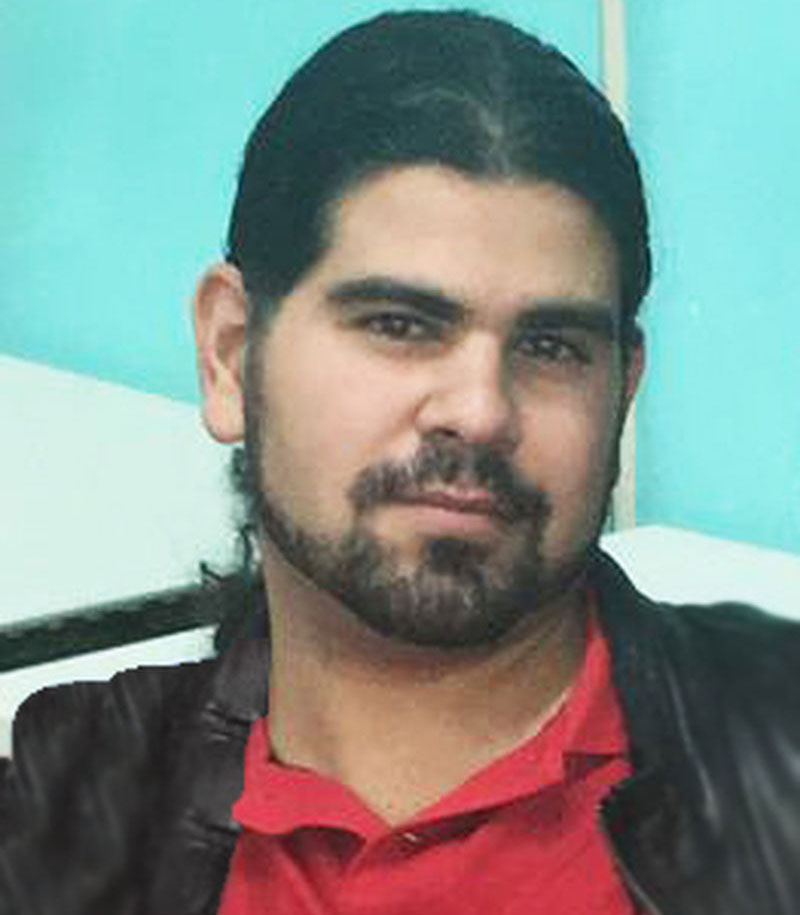 Paul 'Boulos' Rizk, 27, was shot and killed outside a community centre near Don Mills Road and Sheppard Avenue on Sept. 25, 2018. HANDOUT/Toronto Police Service