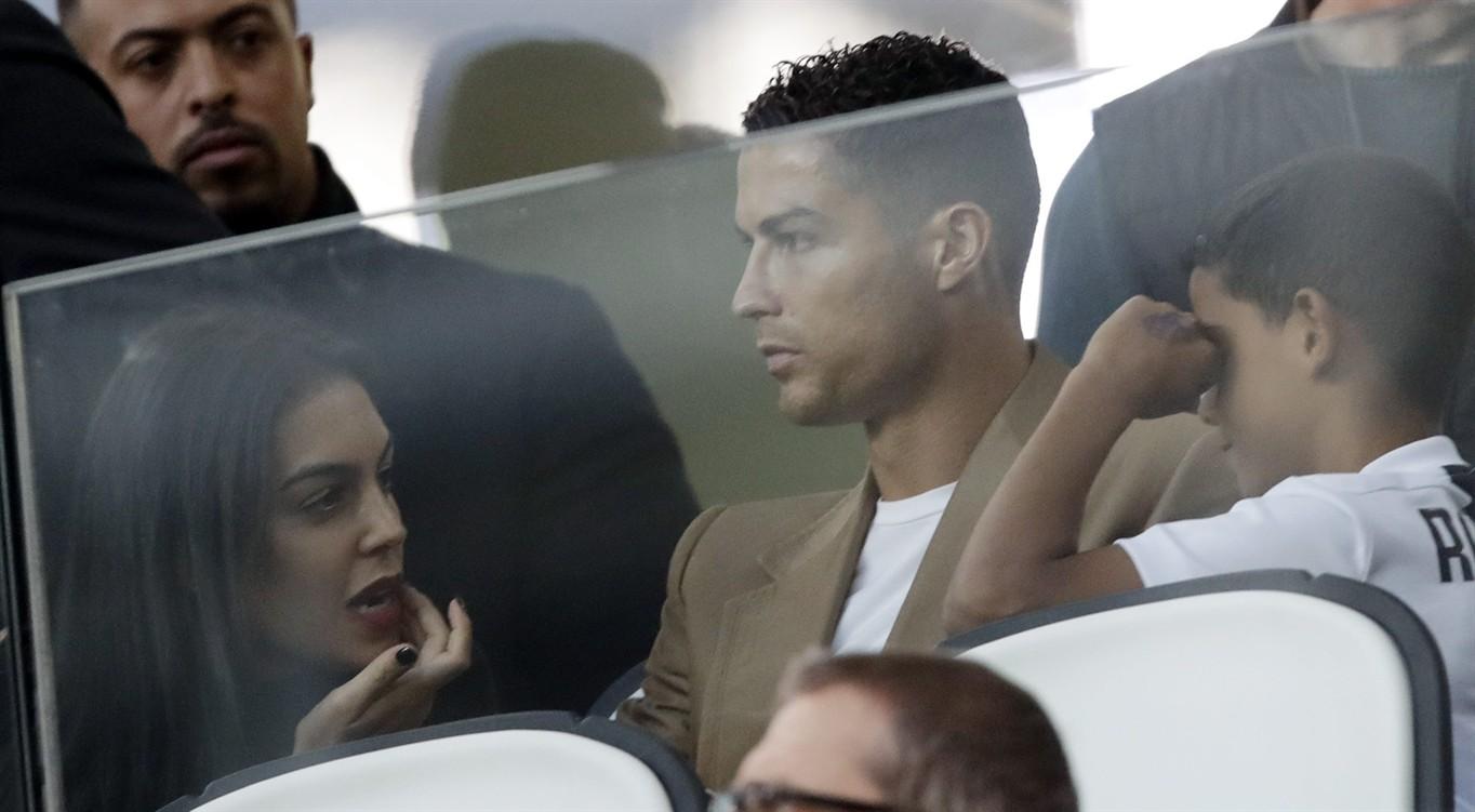 6aca3db87 Nike 'deeply concerned' by 'disturbing' Ronaldo rape claims