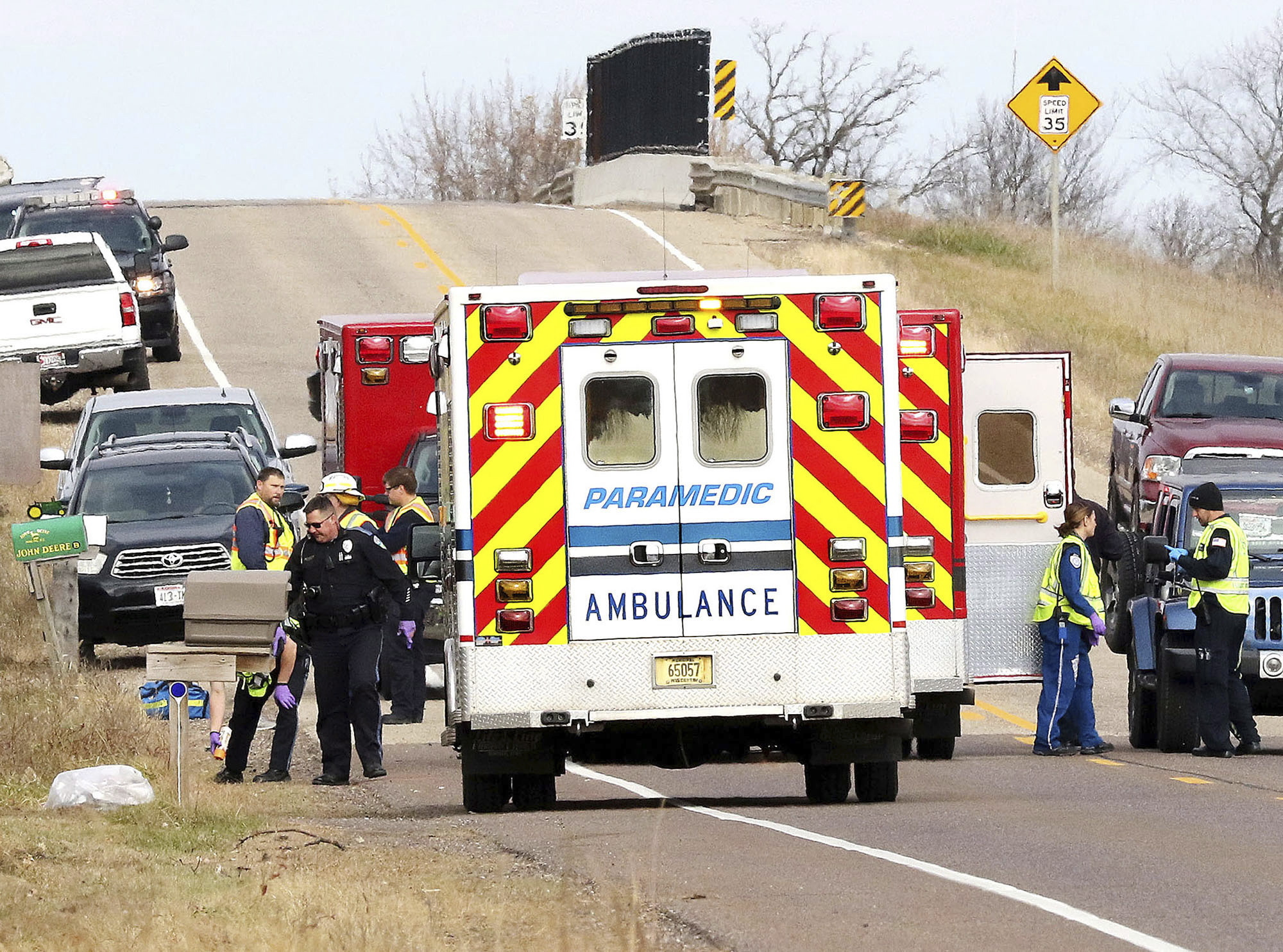 Wisconsin Girl Scouts, 1 adult killed in hit-and-run crash