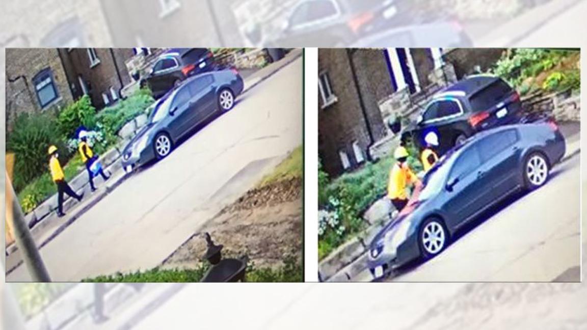 3 suspects sought in random, violent north Toronto home invasion
