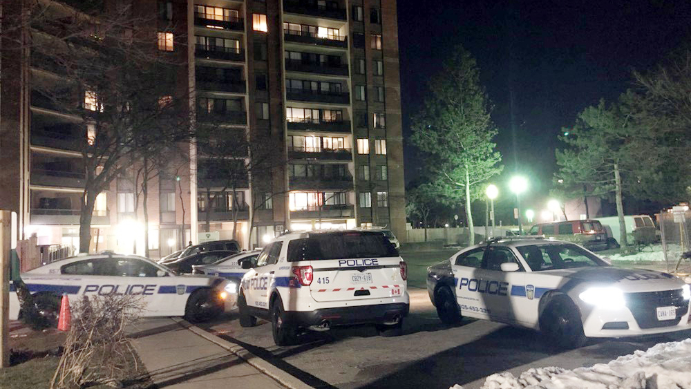 Suspect still outstanding after serious Mississauga shooting