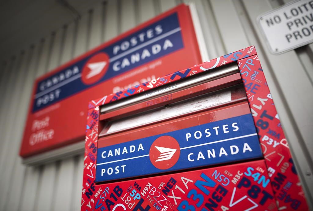 Cost Of Sending Letter In Canada Going Up 5 Cents On Jan 14