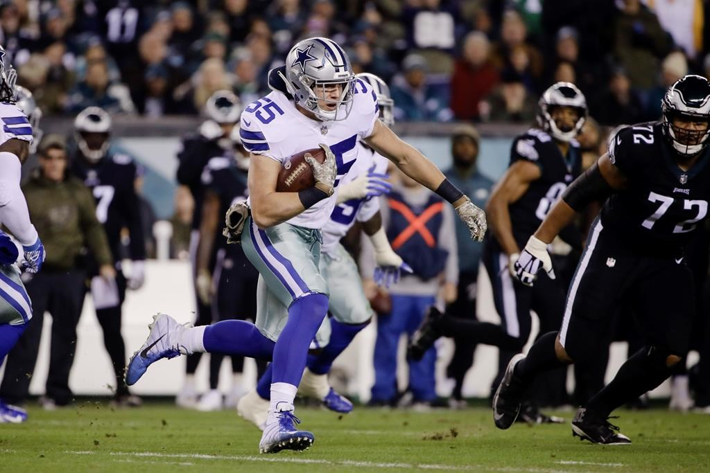 cade447dc Vander Esch showing 1st-round talent as rookie for Cowboys