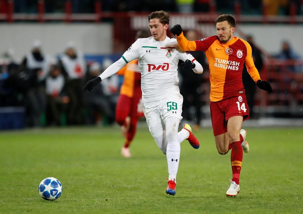 Galatasaray's Champions League hopes end in Lokomotiv loss
