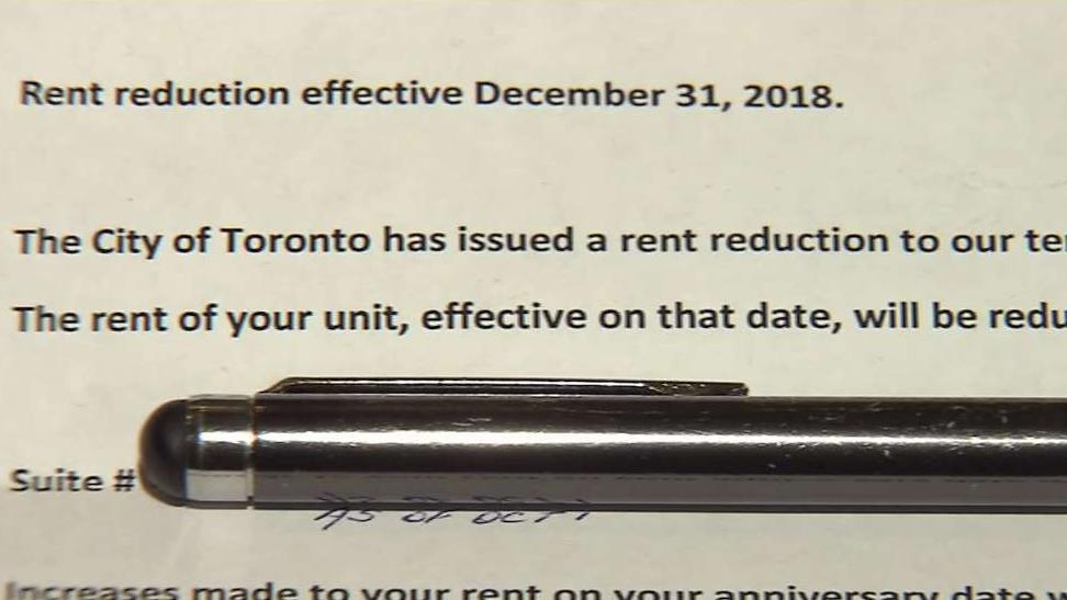 Rent Reduction Notices And Your Rights