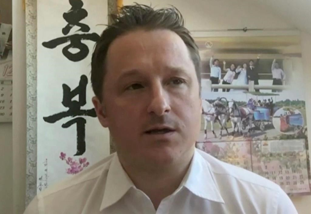 Ottawa confirms China has detained second Canadian