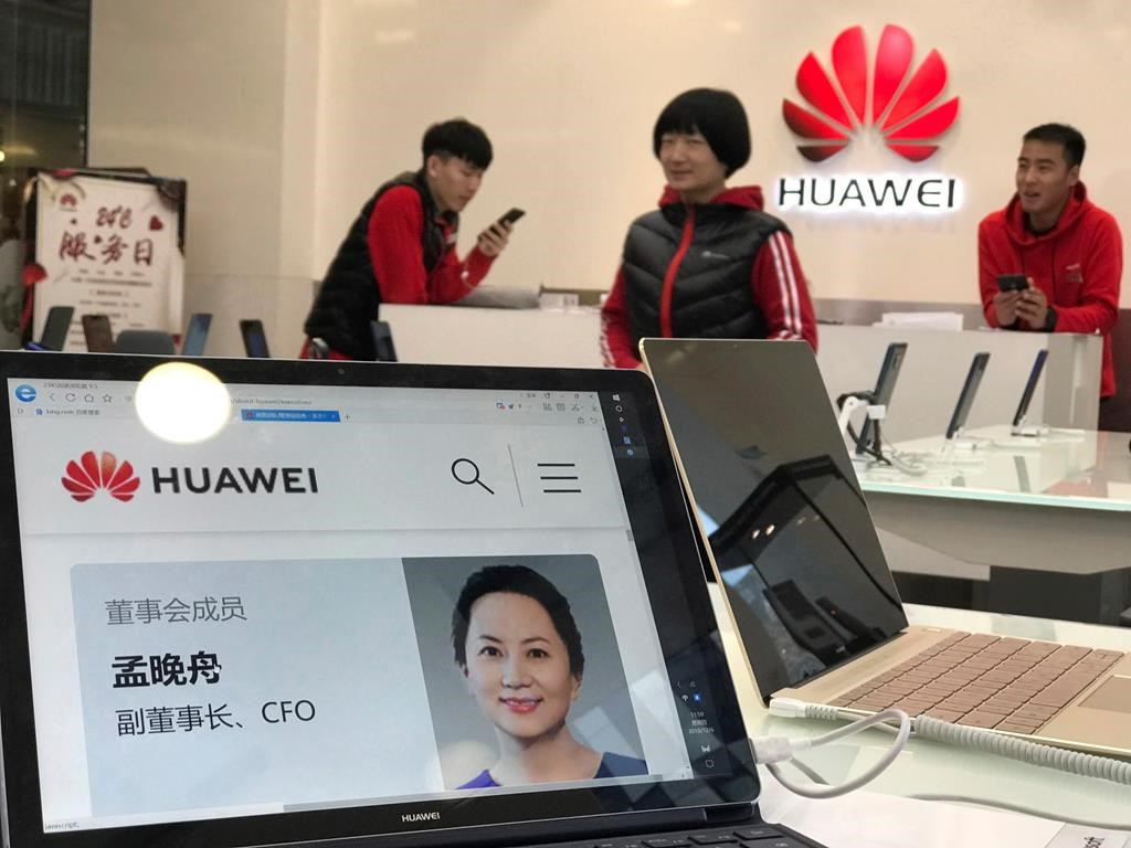Canadian Prosecutors Accuse Huawei CFO Meng of Fraud Related to Iran Sanctions