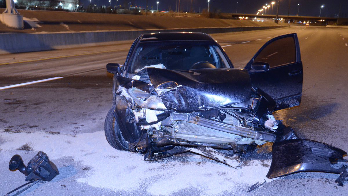 15-year-old driver charged in crash on Hwy  410