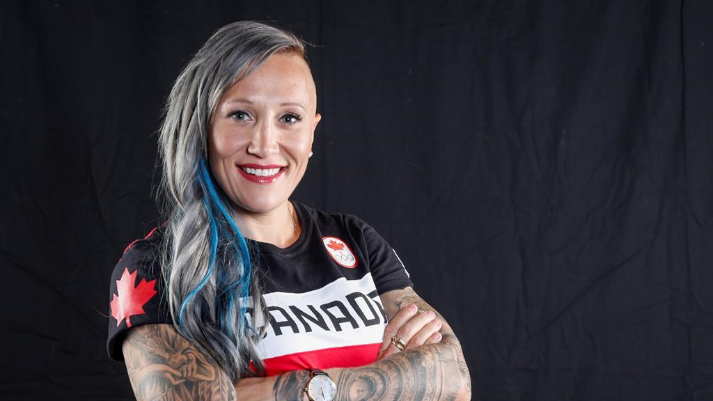 Canadian bobsledder Kaillie Humphries gets release, can slide for US