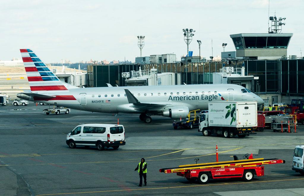 Increase in 'sick leave' causing flight delays: FAA
