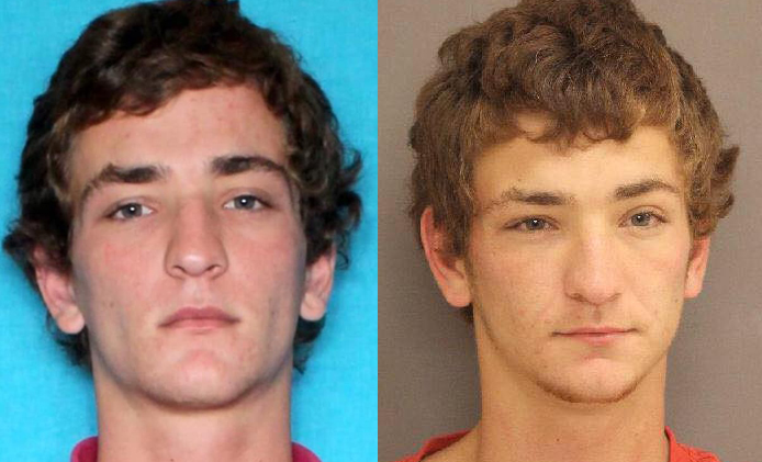 Suspect in Louisiana shooting deaths caught in Virginia