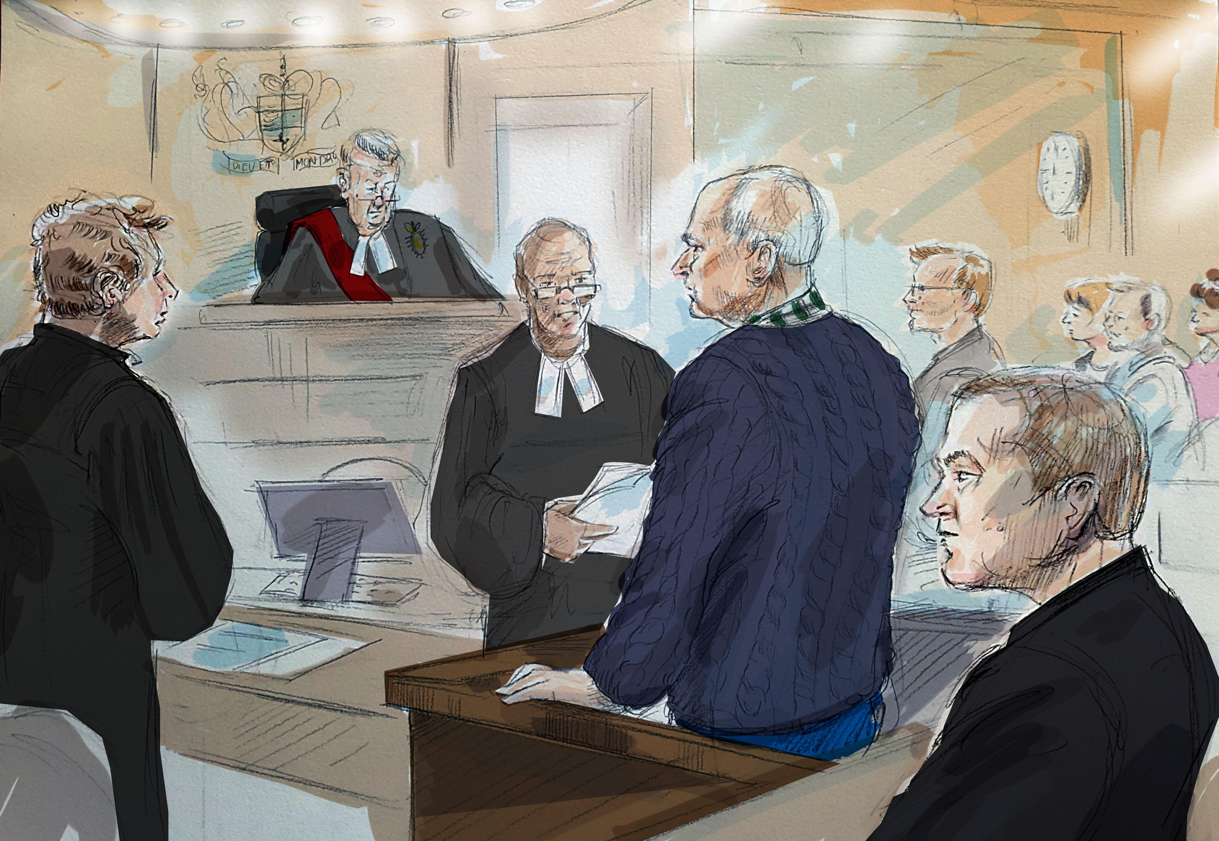 Serial killer Bruce McArthur assaulted in prison