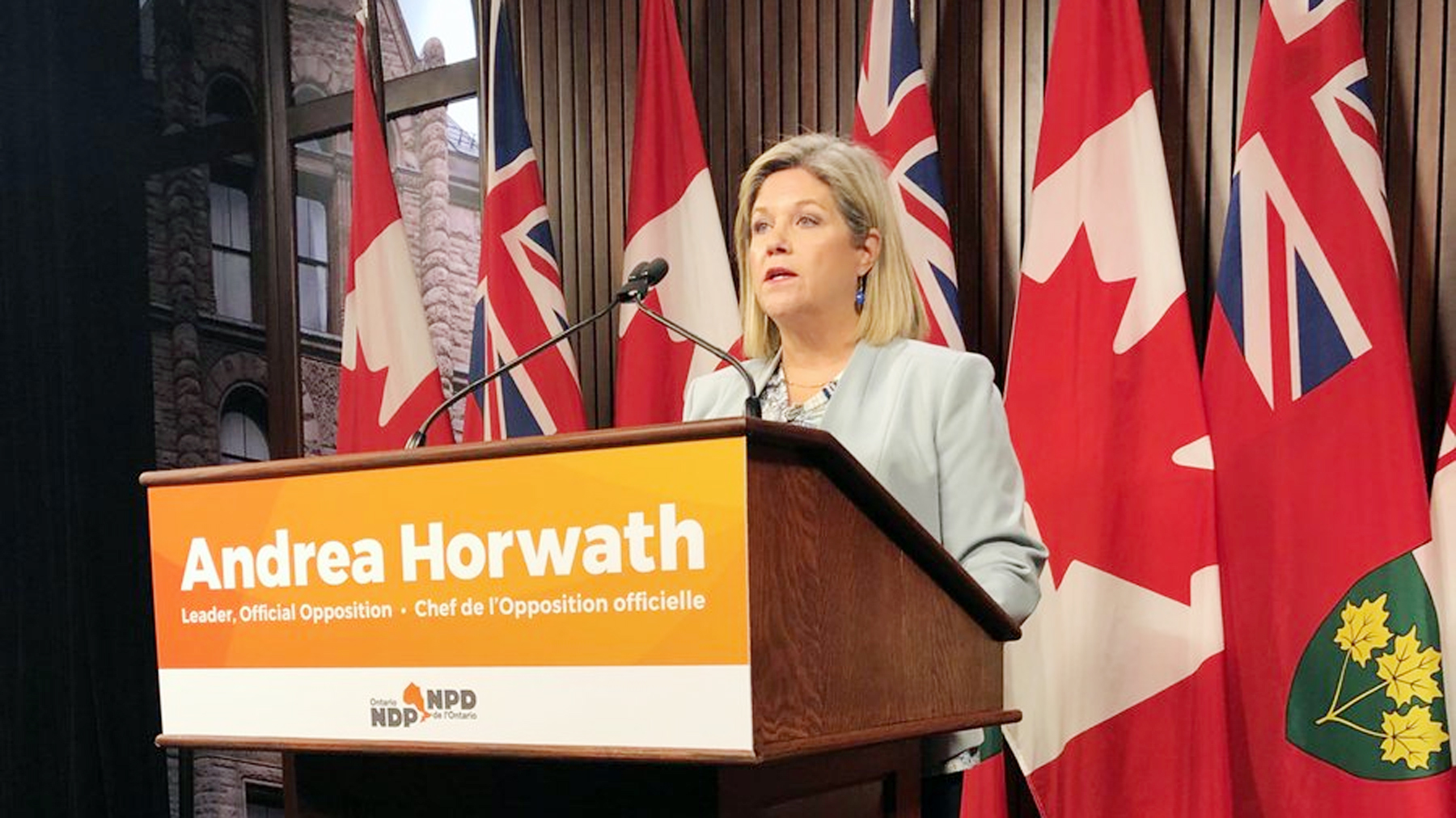 Ontario considers creation of health super agency; NDP warns of privatization
