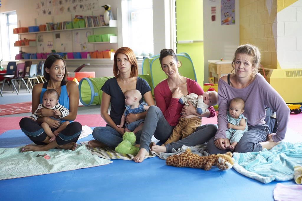Catherine Reitman's 'Workin' Moms' to stream on Netflix outside Canada