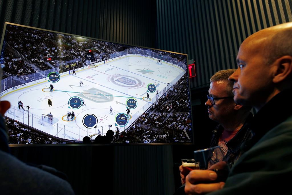 Nhl Tests Puck And Player Tracking In Regular Season Games