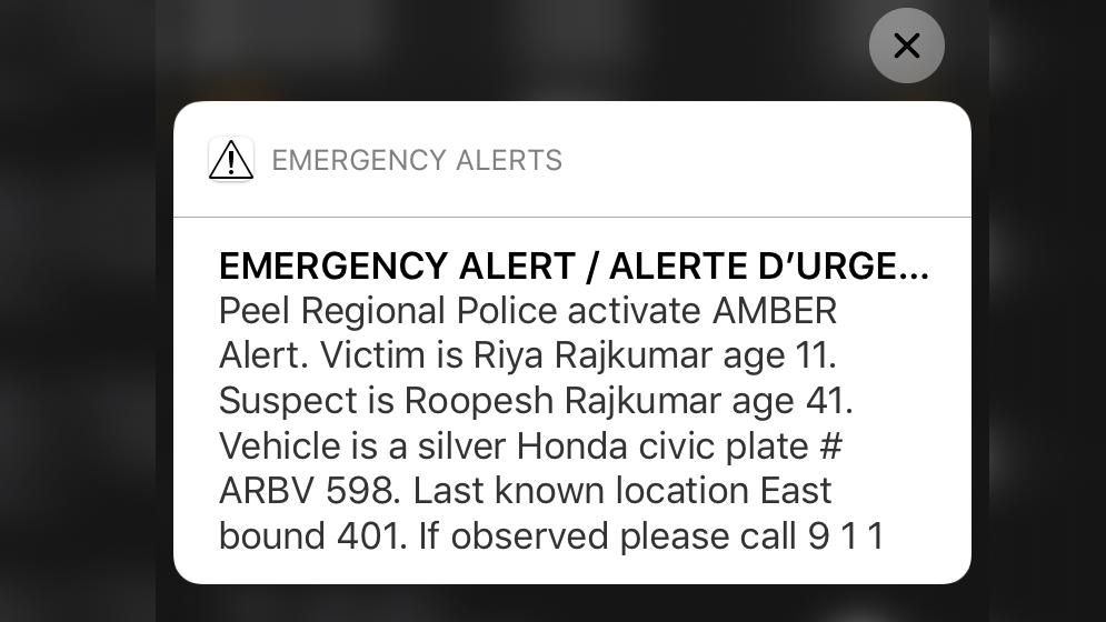'Invasion of my privacy': Police release samples of 9-1-1 calls made during Amber Alert