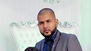 Roopesh Rajkumar was arrested in Brampton on Feb. 15, 2019, in connection with the death of his daughter Riya Rajkumar. HANDOUT/Facebook