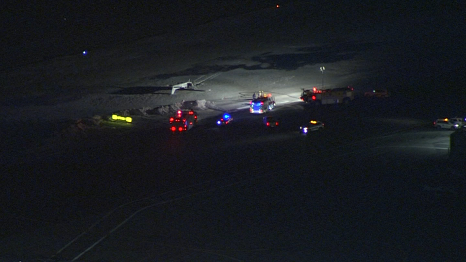 Minor injuries after small plane crashes at Billy Bishop airport