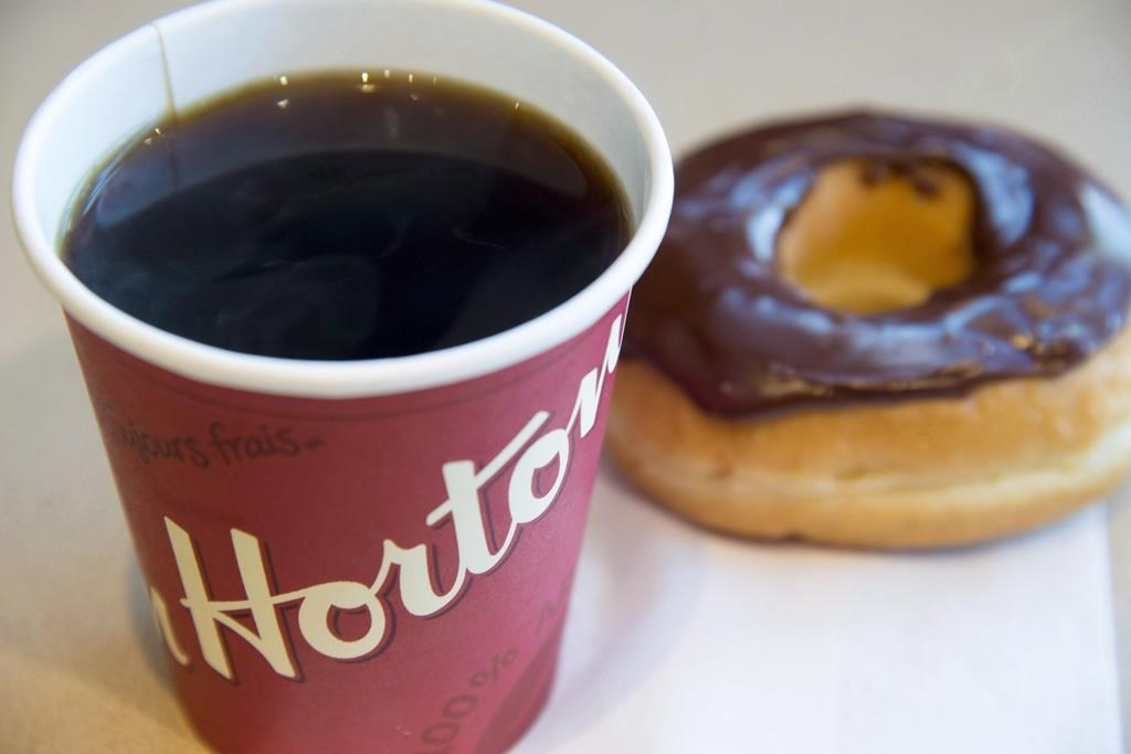 Tim Hortons says president Alex Macedo is leaving post