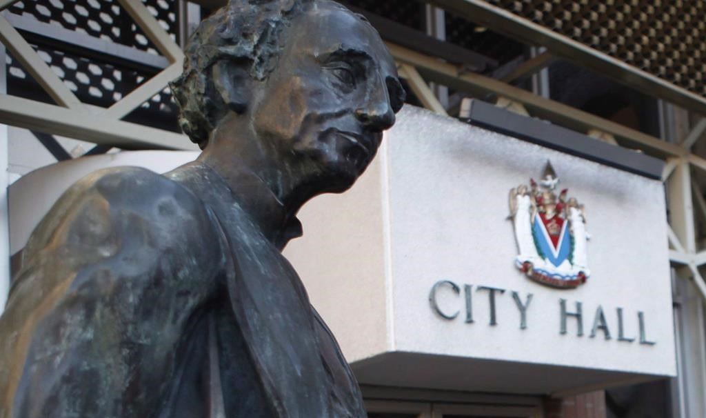 #Charlottetown council votes to remove statue of Sir John A. #Macdonald