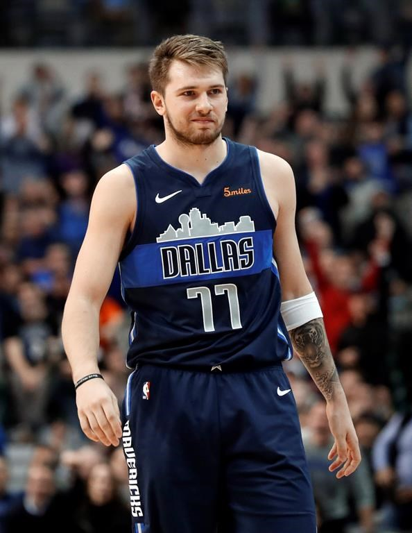 buy popular 54cb9 e9791 Mavericks' Doncic turning 20 after sensational run as teen